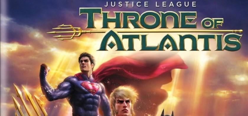 Liga da Justiça - Trono de Atlantis