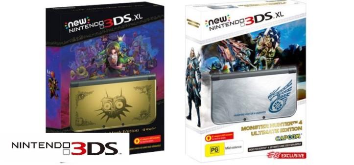New Nintendo 3DS XL - Lançamento na América