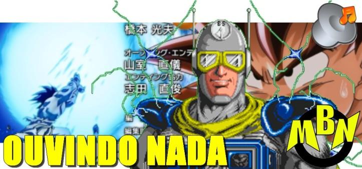 Ouvindo Nada - Galaxy, Encerramento de Dragon Ball Kai