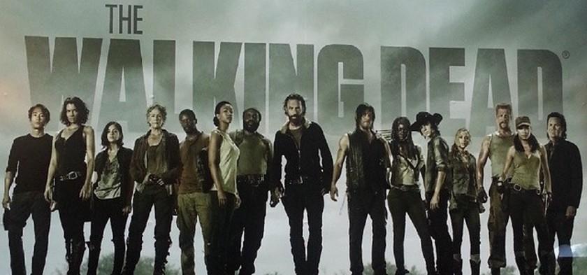 The Walking Dead - Segunda-Feira na Fox Brasil
