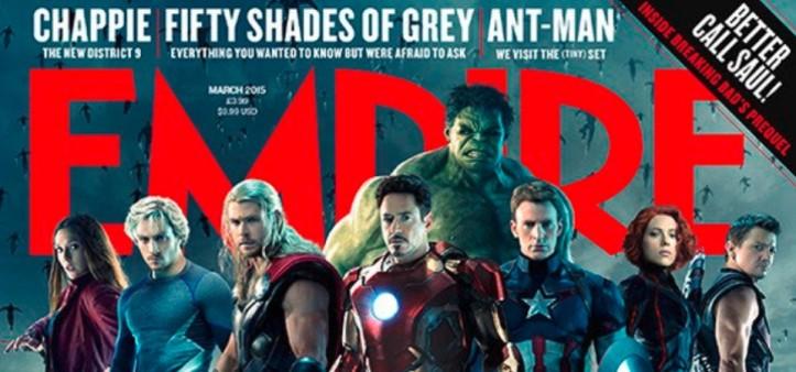 Vingadores - Era de Ultron - Superbowl TV Spot