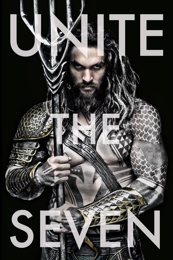 Aquaman - Unite the Seven (Batman V Super - Dawn of Justice)