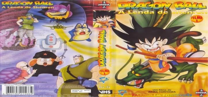 Dragon Ball - A Lenda de Shenlong