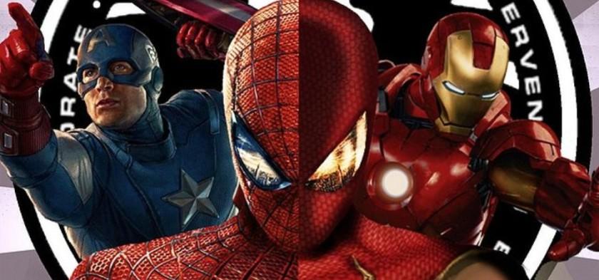 Homem-Aranha junta-se a Marvel Studios