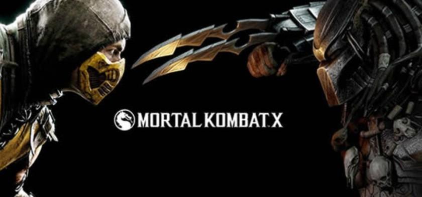 Predador em Mortal Kombat X