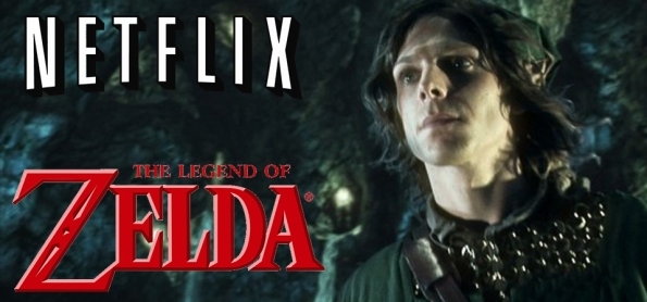 The Legend of Zelda Live Action no Netflix