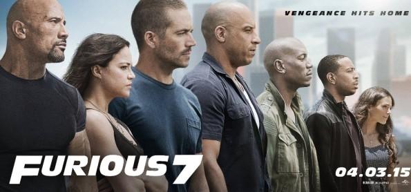 Velozes e Furiosos 7 - Superbowl TV Spot