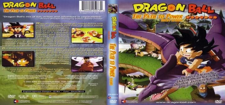 Dragon Ball - Especial de 10 anos - Em Busca do Poder