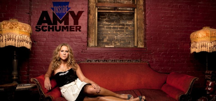 Inside Amy Schumer no Comedy Central Brasil