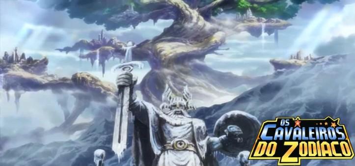 Saint Seiya - Soul of Gold - Trailer #2