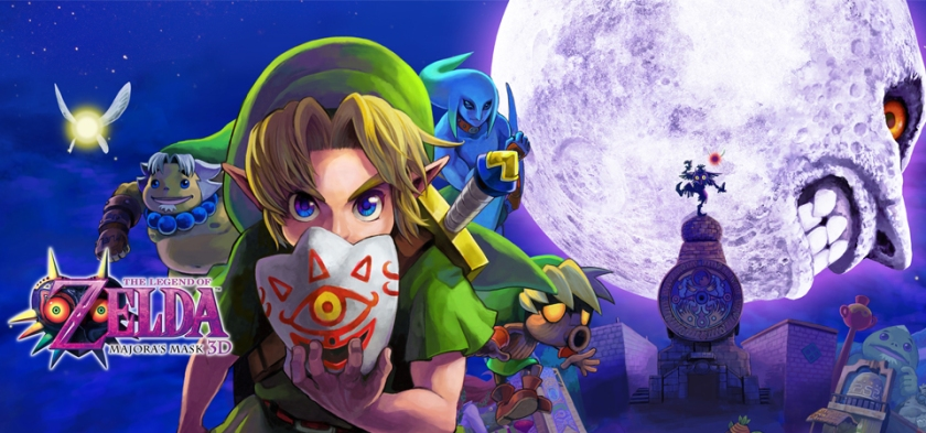 The Legend of Zelda - Majora´s Mask 3D