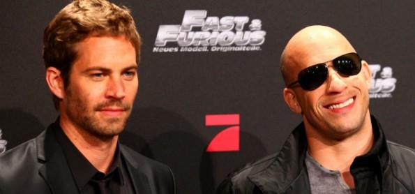 Vin Diesel nomeia a filha em homenagem a Paul Walker