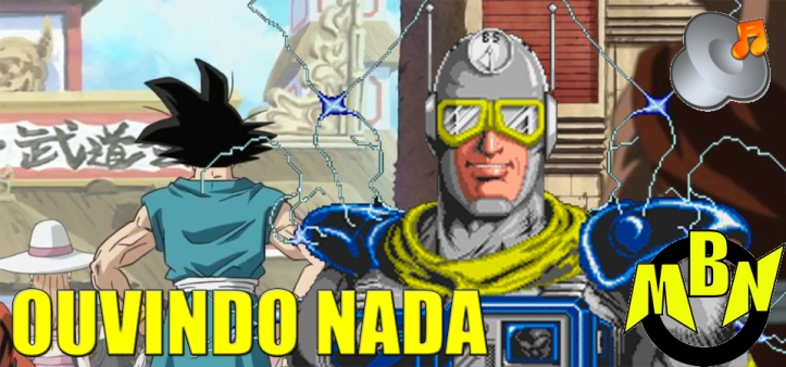 Ouvindo Nada - Don´t let me down - Quinto encerramento de Dragon Ball Kai