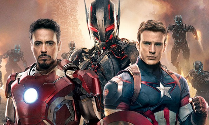 The Avengers - Age of Ultron (2015)