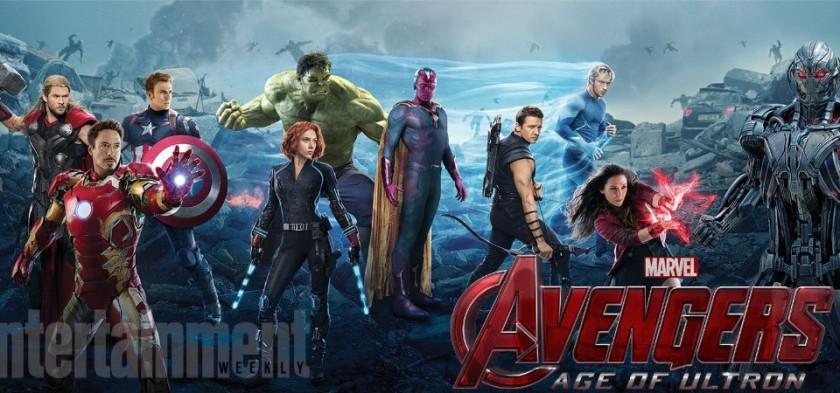 Vingadores - A Era de Ultron - Sem Cena Pós-Créditos e sem Capitã Marvel