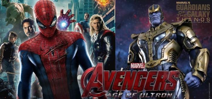 Vingadores - Era de Ultron - Thanos, Homem-Aranha e a Cena Pós-Créditos