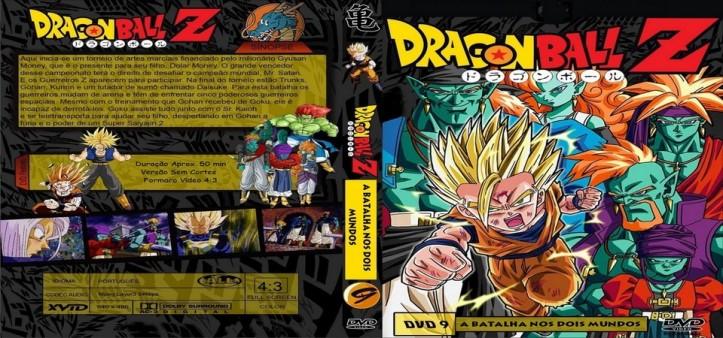 Dragon Ball Z - Filme 09 - A Batalha nos Dois Mundos (1993)
