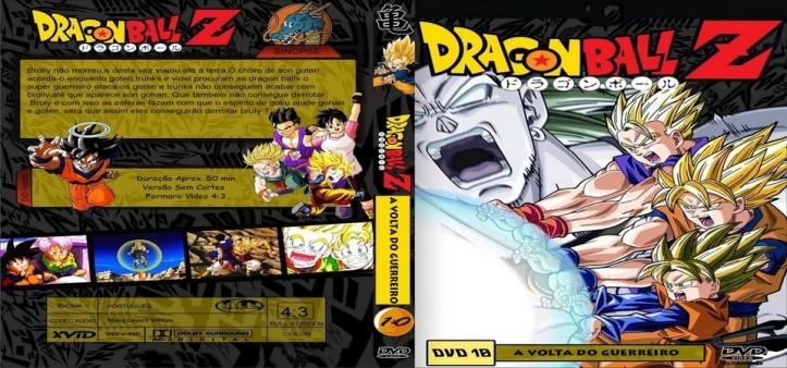 Dragon Ball Z - Filme 10 - O Retorno do Guerreiro Lendário (1994)