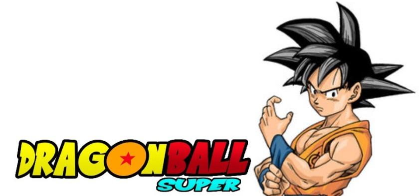 Goku First Look - Dragon Ball Super