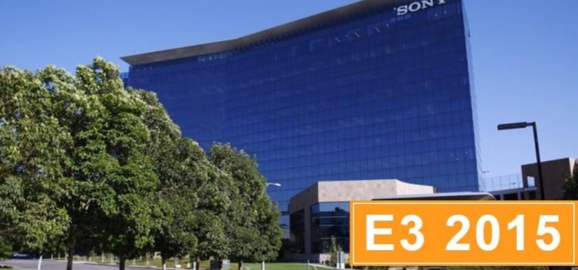 Sony confirma data de conferência na E3 2015