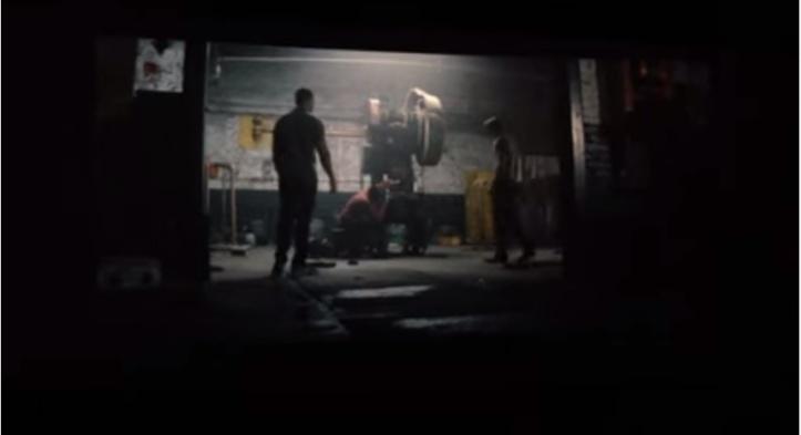 Capitão América, Falcão e Bucky (Homem-Formiga - Cena Pós-Créditos)