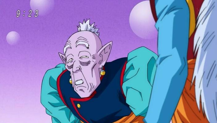 Dai Kaioshin (Dragon Ball Super - Episódio 3)