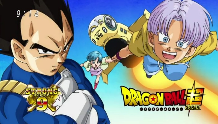 Dragon Ball Super - Episódio 2 - Vegeta, Bulma e Trunks