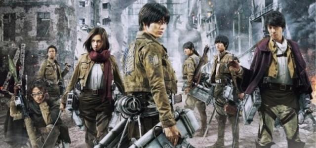 Ataque dos Titãs - O Filme (2015)