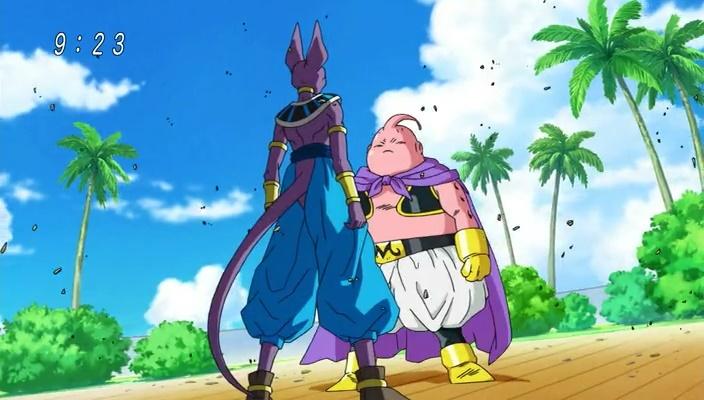 Bills Vs. Majin Boo (Dragon Ball Super - Episódio 6)