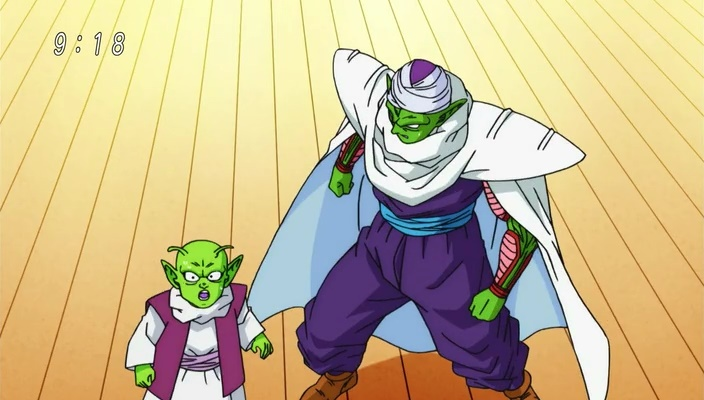 Dende sente o ki de Bills (Dragon Ball Super - Episódio 7)