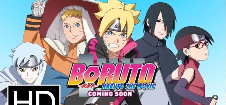 Naruto -  Boruto, Sci Fi Mangá e Live Action