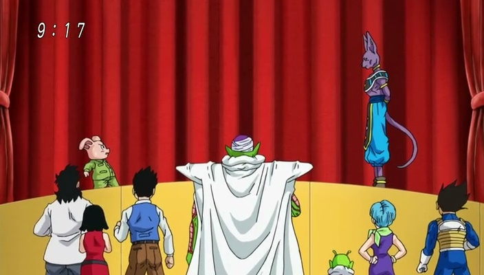 Oolong Vs. Bills (Dragon Ball Super - Episódio 8)
