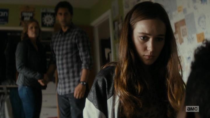 Alicia e Matt (Fear The Walking Dead)