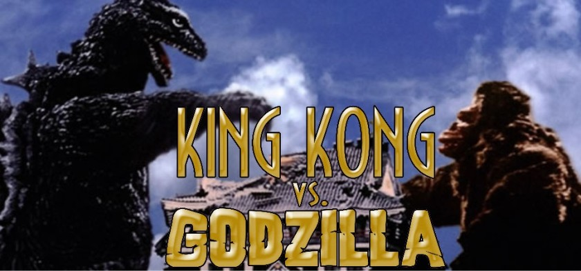 Anunciado novo filme do King Kong Vs. Godzilla