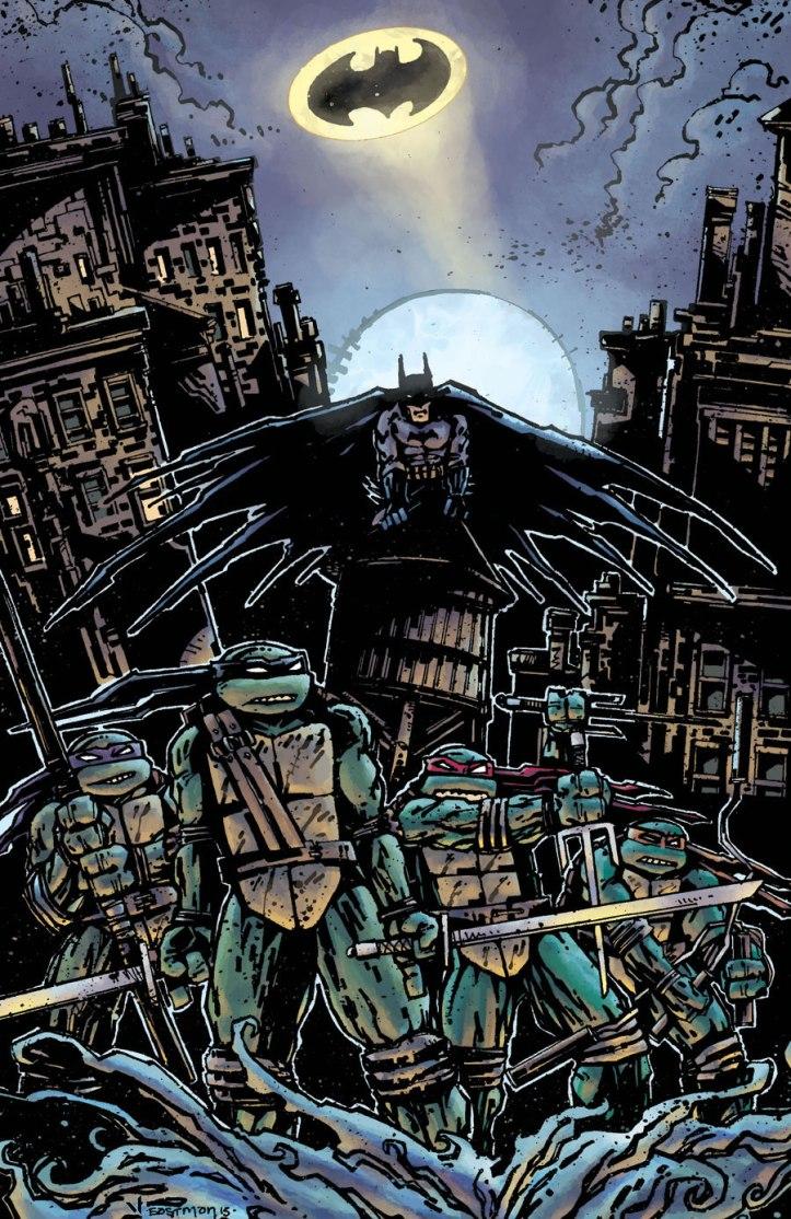 Batman & Tartarugas Ninja