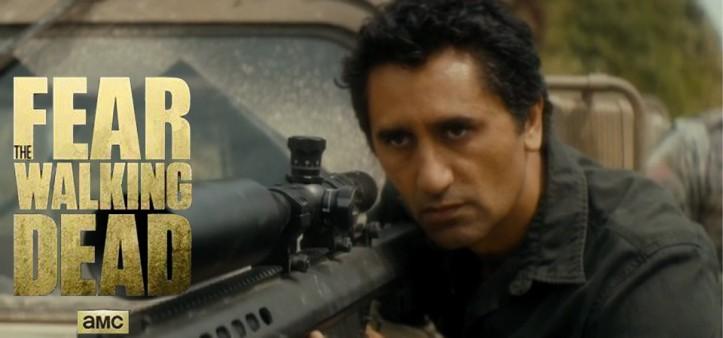 Fear The Walking Dead - Episódio 5 - Review