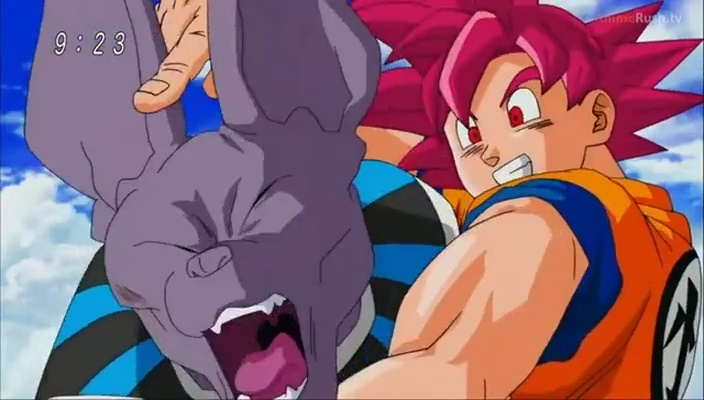 Goku Vs. Bills (Dragon Ball Super - Episódio 10)