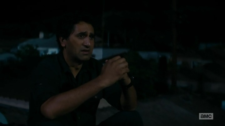 Travis cabreiro (Fear The Walking Dead - S01E04)