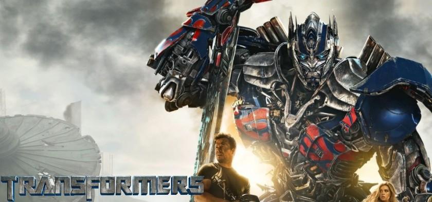 Unicron e Optimus Prime no espaço em Transformers 5