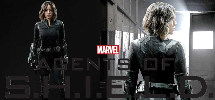 Visual da Skye como Quake em Marvel´s Agents of Shield
