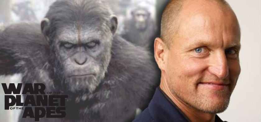 Woody Harrelson vilão em War of the Planet of Apes