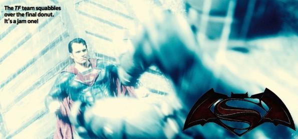 Batman V Superman - Cavaleiro das Trevas Vs. Homem de Aço
