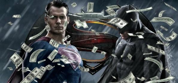 Batman Vs Superman pode ser o filme mais caro da história