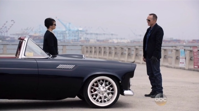 Coulson e Rosalind (Marvel´s Agents of Shield - S03E03)
