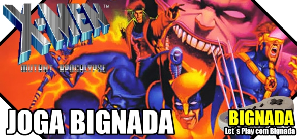 Joga Bignada - X-Men Mutant Apocalypse - Bignada TV