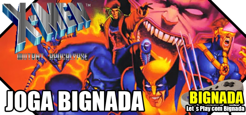 Joga Bignada - X-Men Mutant Apocalypse - Bignada TV