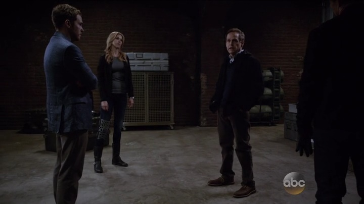 Professor Elliot Randolph (Marvel´s Agents of Shield S03E02)