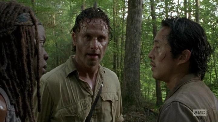 Rick refaz o plano (The Walking Dead - S06E03)