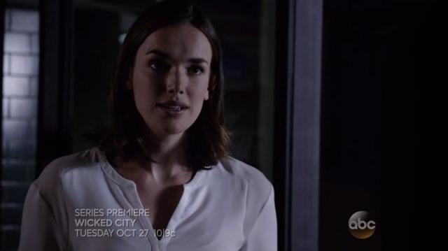 Simmons voltando para o planeta alienígena (Marvel´s Agents of Shield - S03E03)