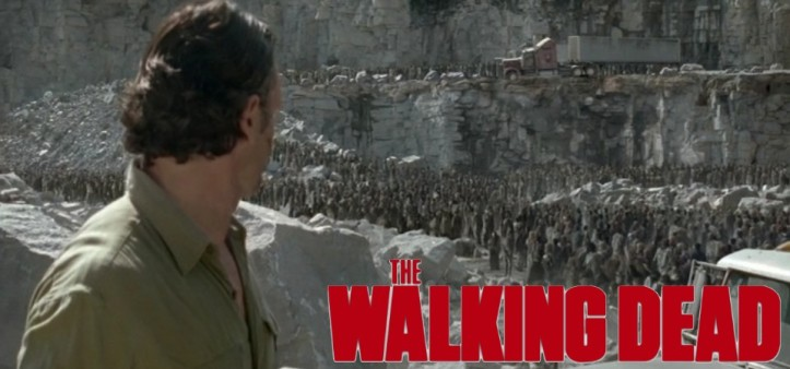 The Walking Dead (S06E01) - Review